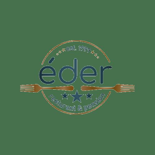 Penzión Éder logo