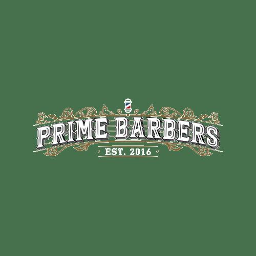 Prime Barbers logo